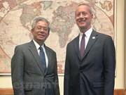 越南与美国加强两国国会关系