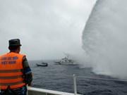越南与中国在北部湾开展渔业捕捞合作