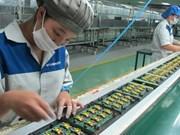 使越南电子供应链与世界电子供应链接轨