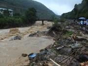 北部山区洪水来袭 19人丧生11人失踪 经济损失4438亿越盾