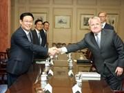 美国媒体呼吁该国政府承认越南市场经济地位