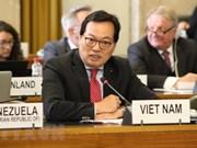 越南代表21国集团强调彻底消除核武器的必要性