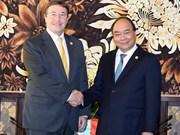 政府总理阮春福会见联合国下属机构领导