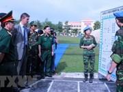 联合国高度评价越南在维和行动中的积极作用