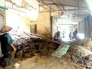 北部山区暴雨洪水灾害:采取措施 做好灾后恢复重建工作