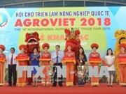 第18届越南国际农业展在岘港拉开序幕