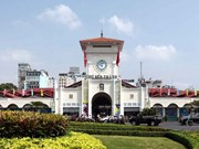 胡志明市经济保持增长势头