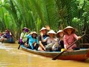 2018年前6月前江省接待游客量超过95.4万人次