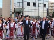 越南驻罗马尼亚大使陈成功:两国关系为各自经济社会发展作出了积极贡献