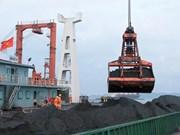 日本成为越南煤炭最大的出口市场