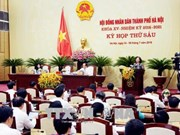 河内市第15届人民议会第6次会议通过九项决议 为首都的发展注入动力