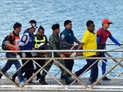 泰国普吉岛沉船事故:遇难人数已增加至40人