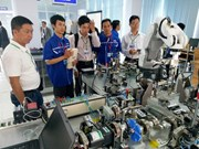 促进越南中小型企业参与全球价值链