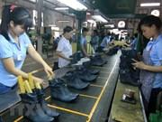 越南皮革制鞋业力争实现至2020年出口额达240-260亿美元的目标