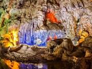 越南愕然洞和山洞窟跻身东南亚10大奇观洞穴名单