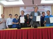 越南与荷兰工会加强合作