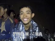 越南政府总理就泰国少年球队安全获救向泰国总理致贺电