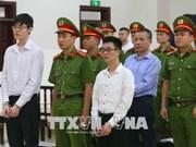 """河内最高人民法院维持对涉嫌""""反越南社会主义共和国宣传煽动罪""""被告人的原判"""