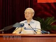 党政建设:对越南信息传媒部党组和越南水泥工业总公司党委副书记陈越胜给予违纪处分