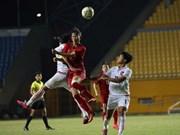 2018年东南亚女足锦标赛:越南队将与缅甸队进行季军争夺赛