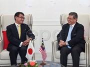 日本将向马来西亚提供2艘巡逻船