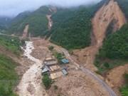 越南政府总理就洪水、山体滑坡预防工作作指示