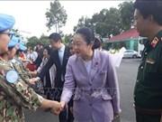 加强越南与日本的医疗合作