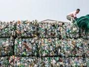 阻止不符合环保要求的废料进入越南
