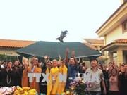 旅居安哥拉越南人群体隆重举行佛诞大典