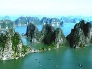 下龙湾被列入世界最美的100 处遗产名录