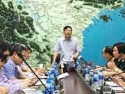 中央防治自然灾害指导委员会组团检查各地防台风应急准备工作