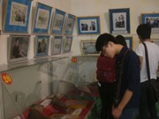 教育爱国传统的红色地址——被敌人囚禁的革命战士博物馆