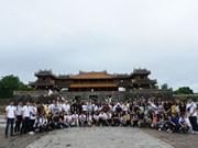 2018年越南夏令营活动:探索顺化古都之美