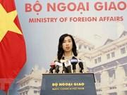 越南对美俄首脑会晤表示欢迎
