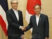 日泰两国加强贸易合作力度