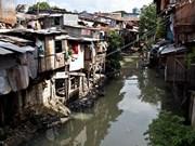 印度尼西亚努力实现减贫目标