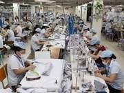 越南纺织品出口增长创五年来新高