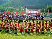 广南省山区县体育文化节:努力弘扬居住在长山山脉各兄弟民族的文化