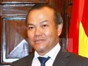 海外越南人国家委员会代表团访问捷克