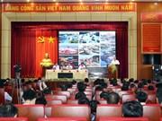 政府副总理王廷惠出席越南乡村新农村建设工作会议