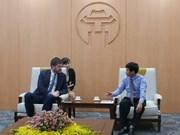 河内领导代表会见联合国教科文组织驻越南首席代表
