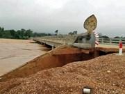 政府总理阮春福就柬埔寨遭受暴雨洪涝灾害向柬首相洪森致慰问电
