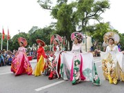 首都河内行政区划调整10周年:多项庆祝活动陆续举行