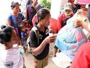 老挝水电站大坝坍塌:泰国政府呼吁人民为灾民提供援助