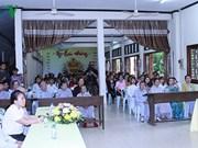 越南语和老挝语免费培训班在万象开班