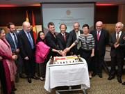 越南与瑞士在多领域上的合作关系不断向前迈进