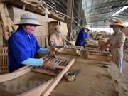 越南木材及木制品成功进入120个国家和地区
