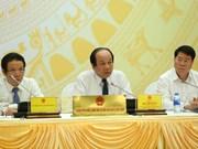 政府例行新闻发布会:今年前7个月越南经济社会发生积极转变