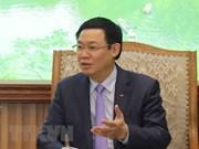 越南政府副总理王廷惠: 促进越中双边贸易平衡可持续发展