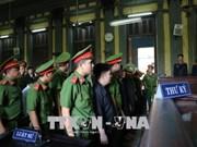 贩卖运输毒品高达37公斤 胡志明市人民法院判5人死刑4人无期